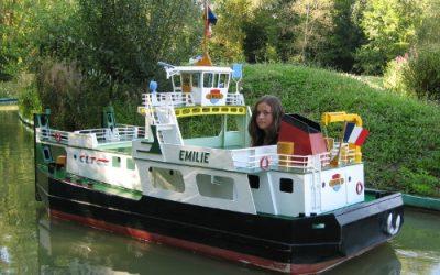 POUSSEUR FLUVIAL - Emilie